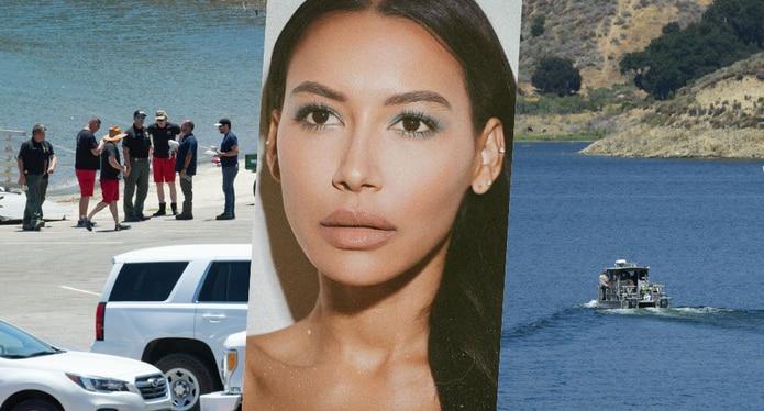 Naya Rivera desapareció el 8 de julio en el lago Piru de California.