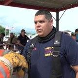 ¿Sabes cómo se entrena para ser un bombero?