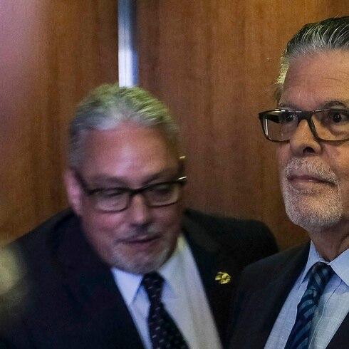 Prensa confronta al abogado de Keishla Pérez Biggio