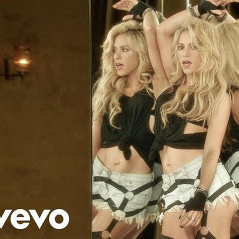¿Qué le pasó al ombligo de Shakira?