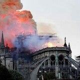 Cierran plaza de Notre Dame por alta contaminación de plomo
