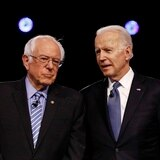 Biden consideró a Bernie Sanders como secretario del Trabajo, pero temían perder control en el Senado