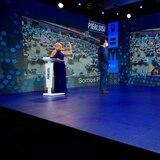 Caridad Pierluisi dice que ganarán con los más de 120,000 votos adelantados que movilizaron
