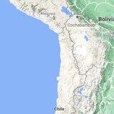 Chile y Bolivia, enfrentados por el mar