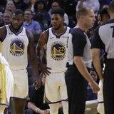 La cosa se puso peor para los Warriors