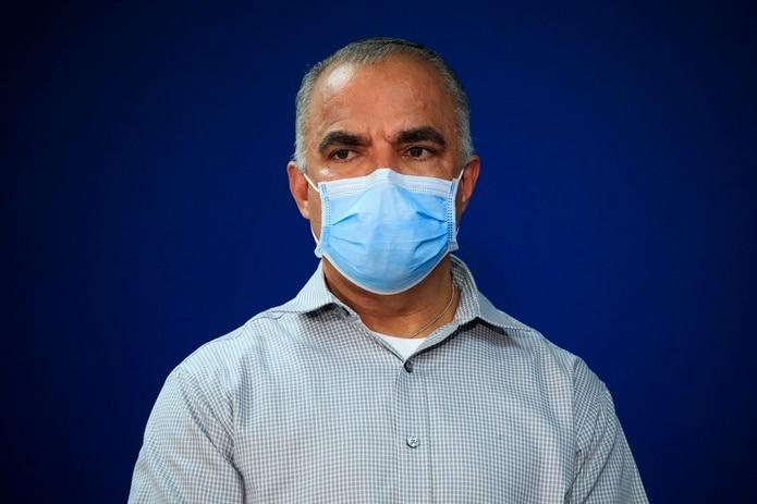 Lorenzo González Feliciano, secretario del Departamento de Salud.