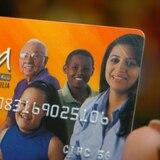 Anuncian aumento para los beneficiarios de la Tarjeta Única