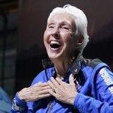 Wally Funk: la anciana que hizo historia en el espacio