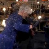 Momento viral: perreo intenso en los premios Oscar