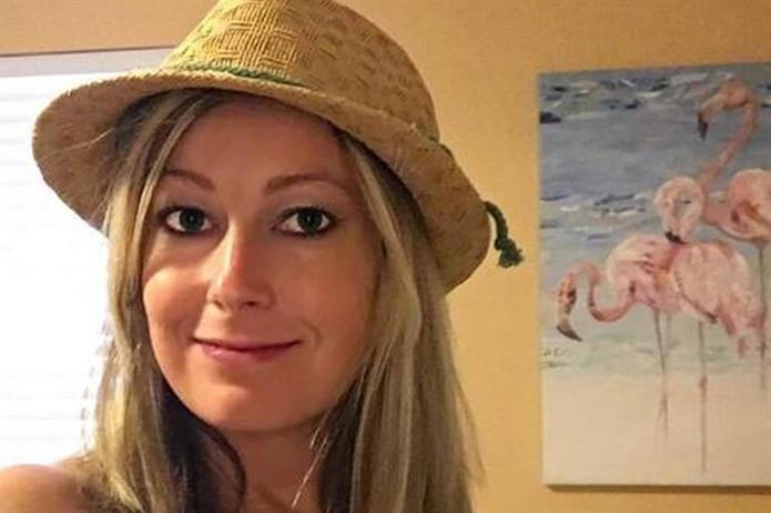Rebecca Smith, asistente de ventas  (Facebook)