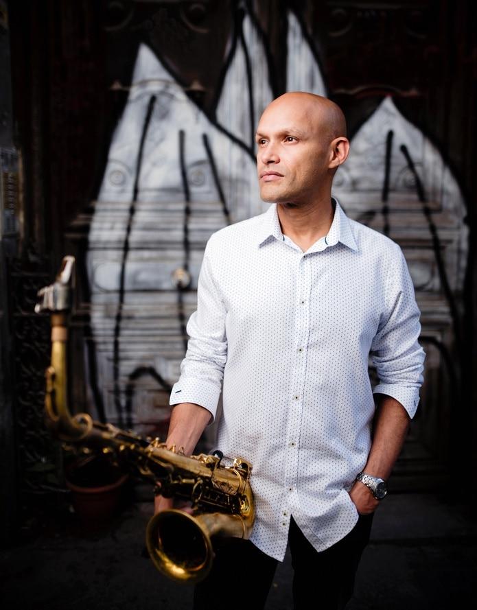 El saxofonista Miguel Zenón se une a la serie de conciertos.