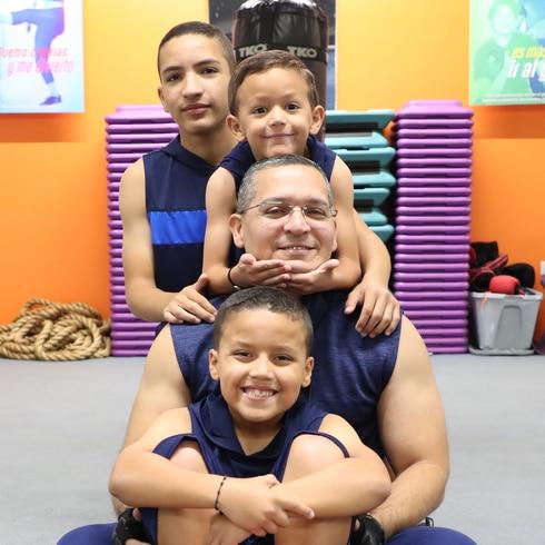 """Quiquito Meléndez: """"Mis hijos son la luz de mis ojos"""""""