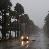 Laura deja lluvias torrenciales en República Dominicana