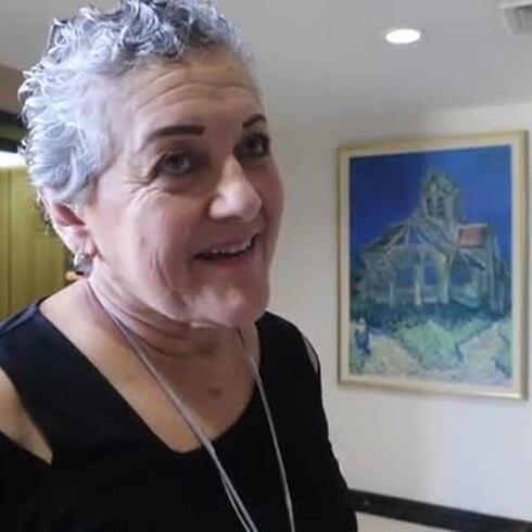 Keylla Hernández practicó una terapia secreta mientras batallaba el cáncer