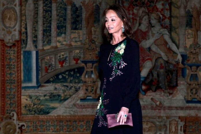 Isabel Preysler ha dicho que, tras su divorcio de Julio Iglesias en 1978, comenzó a conocer mundo.