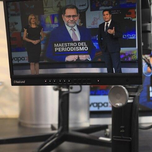 Colegas de Wapa TV narran los últimos momentos de su gran amigo Efrén Arroyo