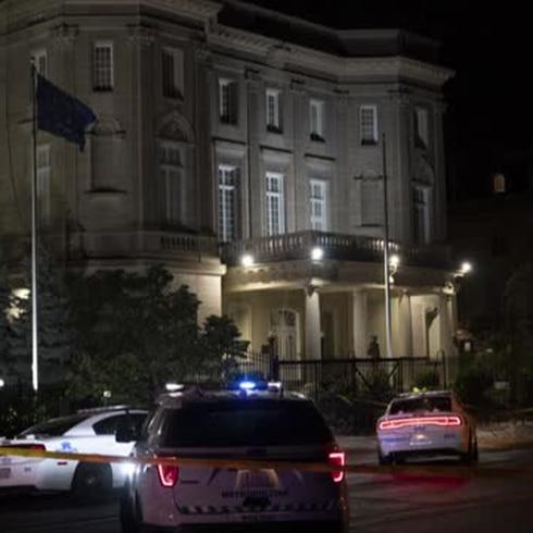 Furiosa Cuba tras tiroteo contra su embajada en Washington
