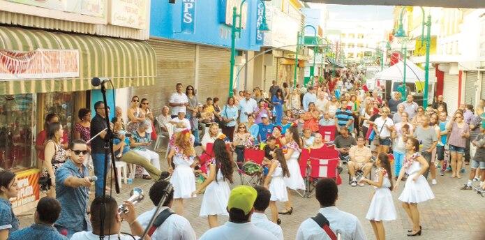 """La toma de las calles de Caguas será al filo de las 11:00 a.m. en medio de un evento que durará gran parte del sábado y que la comunidad denominó """"Urbe pa'las Mujeres"""". (Suministrada)"""