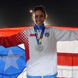 Beverly Ramos gana plata en 3,000 metros con obstáculos