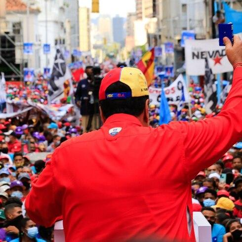Escándalo por elecciones legislativas de Venezuela