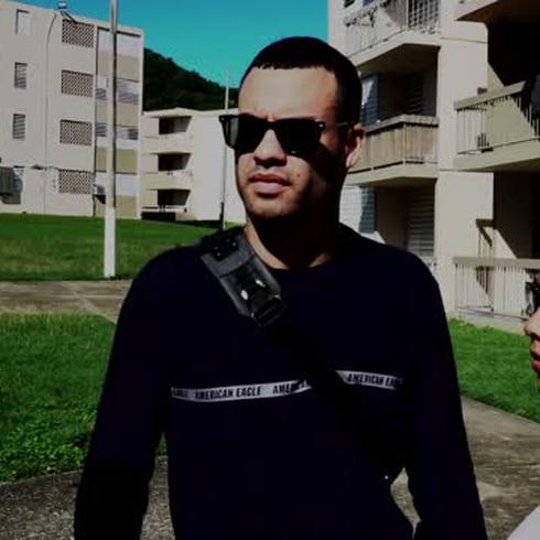 Fuerte temblor interrumpe entrevista en Ponce