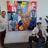 WIPR devela pintura en homenaje a Yoyo Boing