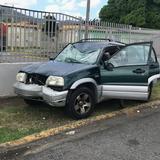 Un muerto y dos heridos en accidente de tránsito en Patillas