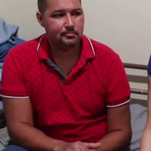 Este padre boricua tiene un tumor cerebral y se aferra a la vida