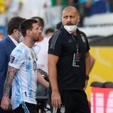 Autoridades policiales en Sao Paulo frenan la celebración del juego entre Argentina y Brasil