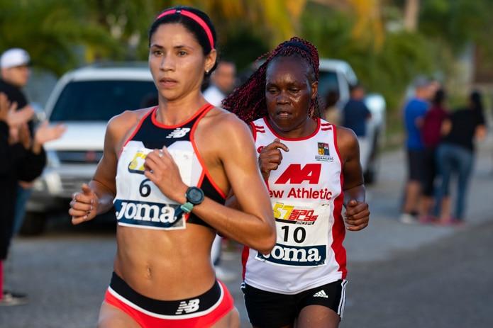 Beverly Ramos esperaba cronometrar 1:11:30 para acumular puntos en el ranking de la World Athletics, que le ayudaran a acomodarse en su lucha por un boleto para la maratón de los Juegos Olímpicos.