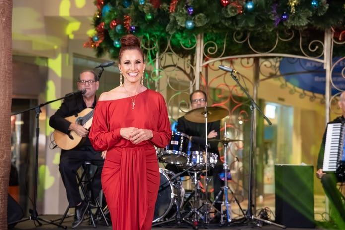 La transmisión del especial de Navidad contará con la animación de la presentadora, actriz y comediante Tita Guerrero.