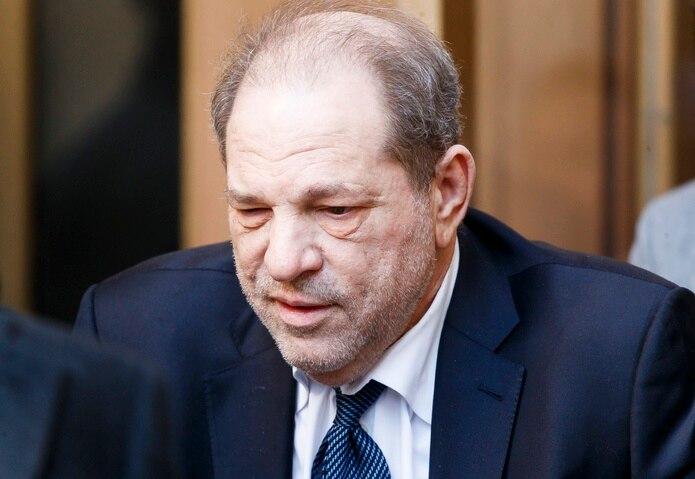 Harvey Weinstein está cumpliendo una condena de 23 años de prisión en Nueva York por varios delitos sexuales. (Archivo)