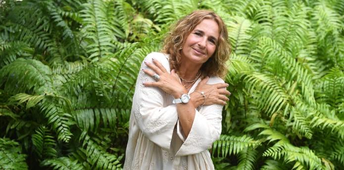 """""""En Puerto Rico aprendí a soltar, a respirar, a perdonar, a amar y a volver a empezar. Aprendí a divertirme y a vivir la aventura"""", aceptó Kara. (tony.zayas@gfrmedia.com)"""