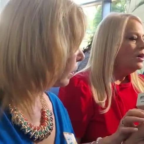 Wanda Vázquez pide calma ante el coronavirus