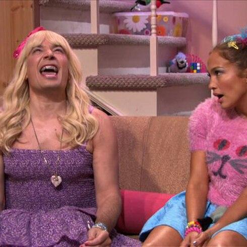 Jennifer Lopez es una adolescente