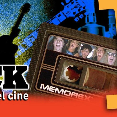 Pa'l Cine - Rock Of Ages