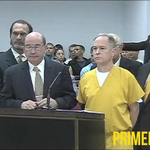 Vista de sentencia del convicto Pablo Casellas Toro