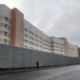 Mujeres en cuarentena por coronavirus escapan de hospital