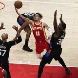 Los Hawks retoman control de la serie contra los Knicks