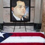 El último adiós a Rafael Hernández Colón