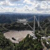 Logran 100,000 firmas para que Casa Blanca atienda petición para reconstruir el radiotelescopio de Arecibo