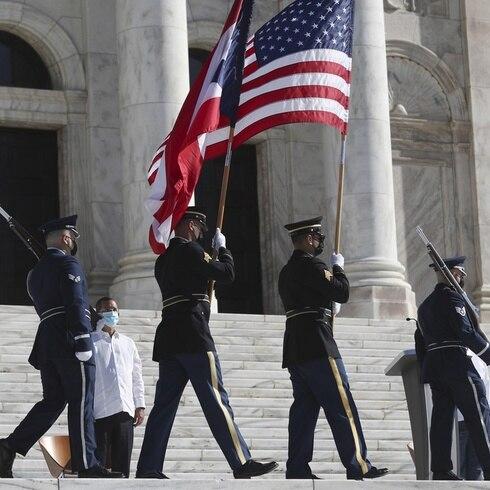 Emotiva actividad en Puerto Rico del 20 aniversario de los ataques del 9/11