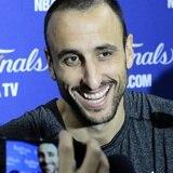 Ginóbili jugaría un año más con los Spurs