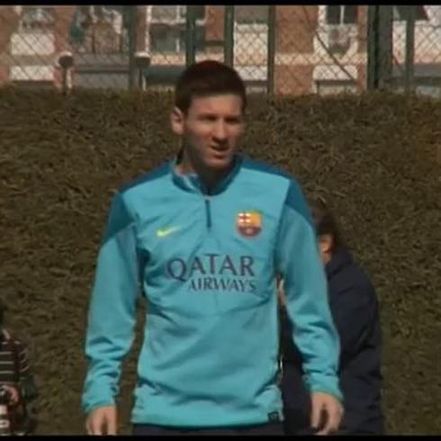 Juez rechaza archivar caso contra Messi
