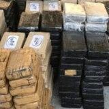 Ocupan cocaína valorada en $34 millones en la costa de Maunabo