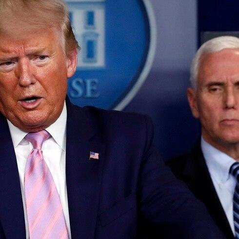 Escandalosa alegación de Trump sobre el COVID-19 en China