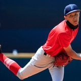 Red Sox convierten a Elmer Rodríguez en el segundo boricua escogido el draft de MLB