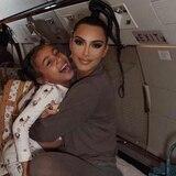 El bolso de $35 mil que Kim Kardashian le regaló a su hija North West