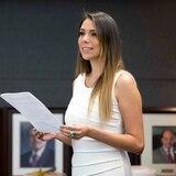 Yulianna Vargas, su pareja y su hija son positivos a COVID-19