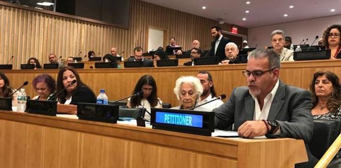 El líder puertorriqueño resaltó que todavía hay más de 8 mil familias que se encuentran sin servicio eléctrico. (Suministrada)